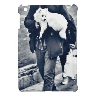 fullsizeoutput_c78 Black and White Pomeranian Case For The iPad Mini