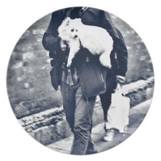 fullsizeoutput_c78 Black and White Pomeranian Plate
