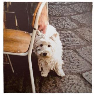 FullSizeRender 18Shy Dog Napkin