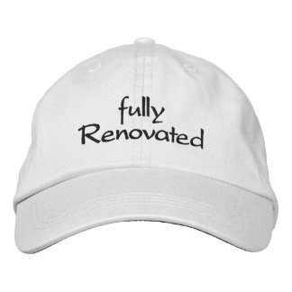 fully Renovated Baseball Cap