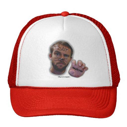 Fully Sick Meow Cap Mesh Hat