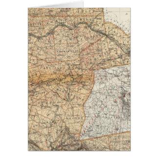 Fulton, Montgomery, Schenectady, Schoharie Card