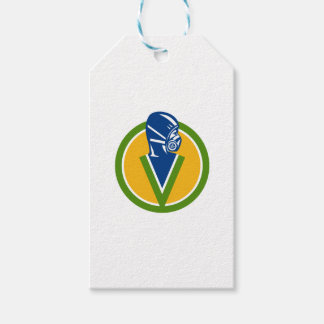 Fumigation Pest Control Service Icon Gift Tags