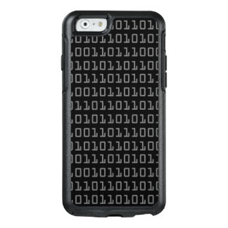 Fun and Cool Computer Binary Code Pattern OtterBox iPhone 6/6s Case