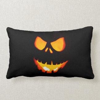 Fun and Cool Scary Halloween Face Lumbar Pillow