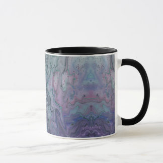 Fun and Funky Abstract Kaleidoscope Mug
