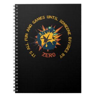 Fun and Games Divide by Zero Math Teacher Notebook