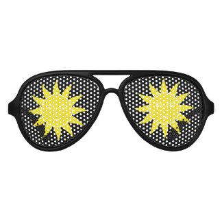 Fun And Summer Sun Aviator Sunglasses