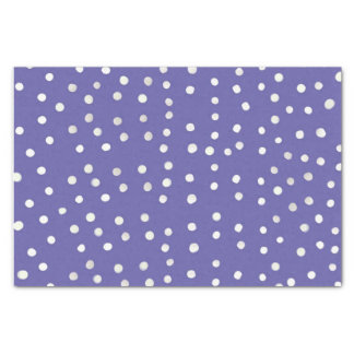 Fun and Whimsical Polka Dots Tissue Paper