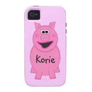 Fun Animal Phone Case iPhone 4/4S Case