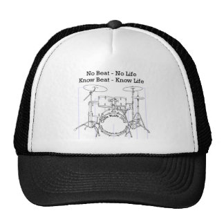 Fun Apparel for Drummers, Musicians, & Dancers Hats