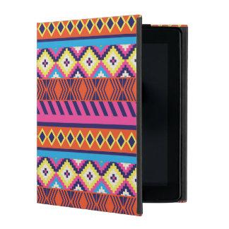 Fun Aztec Tribal Borders iPad Covers