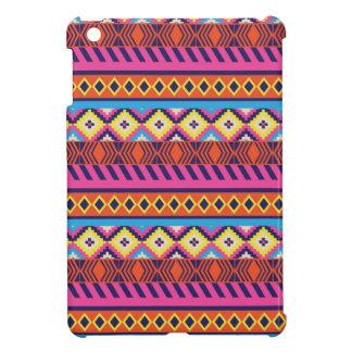 Fun Aztec Tribal Borders Cover For The iPad Mini