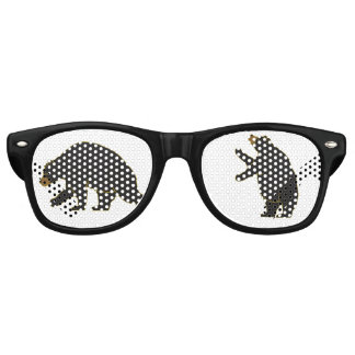 Fun Bear Glasses