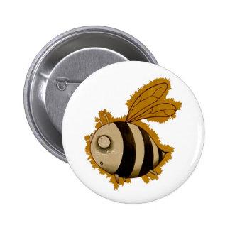 Fun Bees, Button