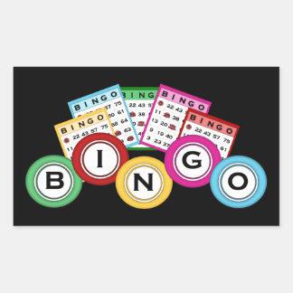 Fun Bingo lovers gambling sticker