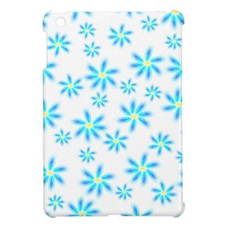 Fun Blue Floral Cover For The iPad Mini