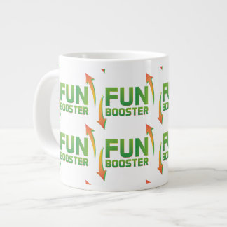Fun booster super cool crazy and funny mug