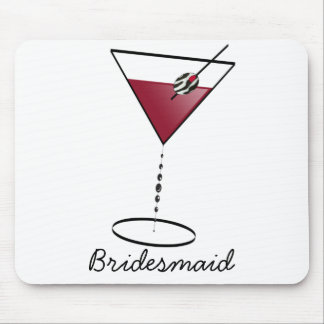 Fun Bridesmaid Favors Mouse Pad