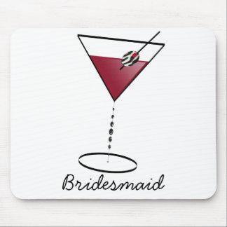 Fun Bridesmaid Favors Mouse Pad
