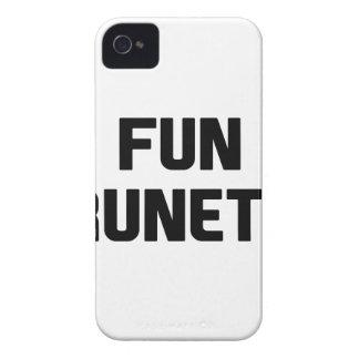 Fun Brunette Case-Mate iPhone 4 Case