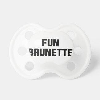 Fun Brunette Dummy