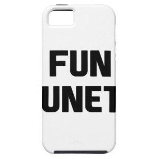 Fun Brunette iPhone 5 Cover
