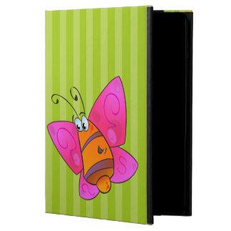 Fun cartoon butterfly iPad Case