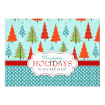 Fun Christmas Card 2 Personalized Announcement