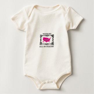 fun club baby bodysuit