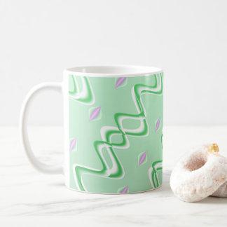 Fun Colorful Fractal Art Coffee Mug