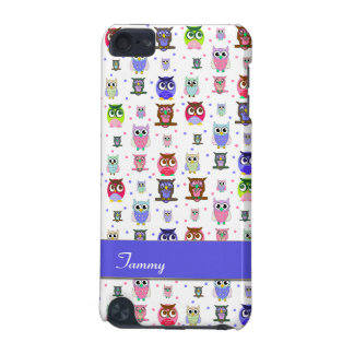 Fun Colorful Owls iPod Touch 5G Case