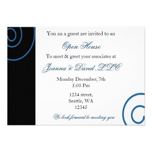 Fun Corporate party Invitation