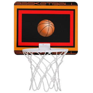 Fun Customizable Basketball Mini Hoops