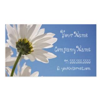 Fun Daisy Business Card Template