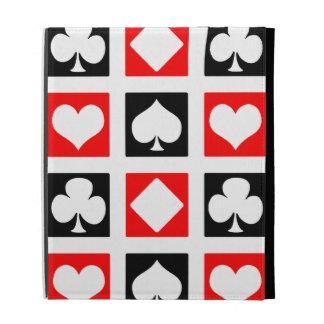 Fun Deck of Cards iPad Folio Cover