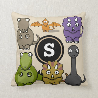 Fun Dinosaurs Cushion