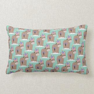 Fun Donkey MoJo Throw Pillow Throw Cushions