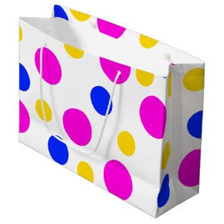 Fun Dots Large Gift Bag