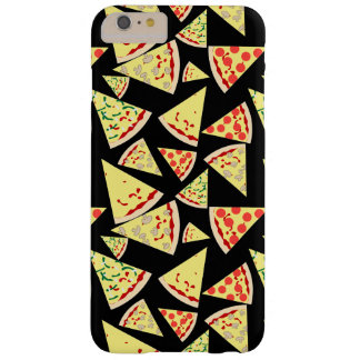 Fun Dynamic Random Pattern Pizza Lover's Barely There iPhone 6 Plus Case