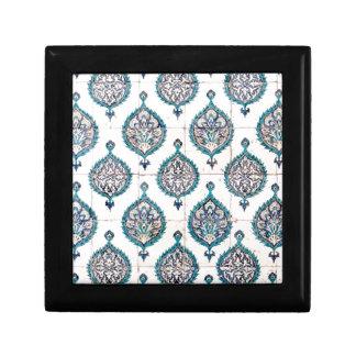 fun elegant design small square gift box