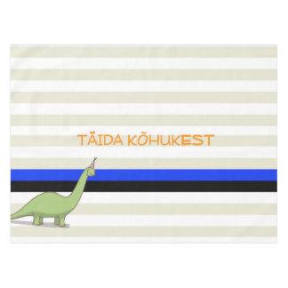 Fun Estonia Tablecloth! Tablecloth