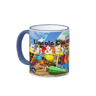 Fun & Excitement - Lincoln County Carnival mug