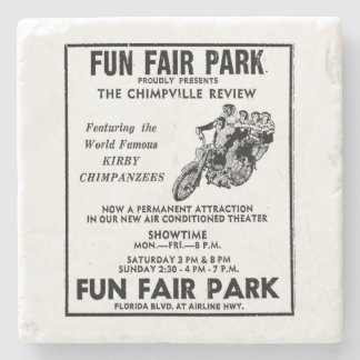 Fun Fair Park Ad 4 coaster