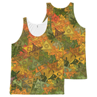 fun,fantasy and joy 3 All-Over print singlet