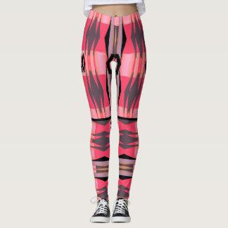 Fun Fashion Leggings-Women-Pink/Rose/Black/Gray Leggings