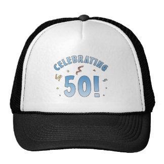 Fun Festive 50th Birthday Gifts Hat
