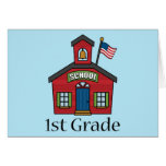 Fun First Grader School Gift Cards
