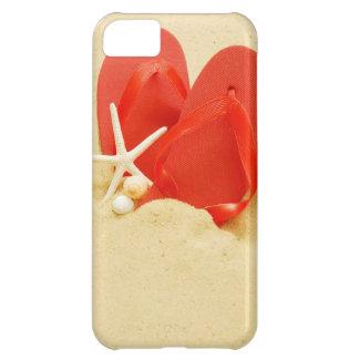 Fun Flip-Flops iPhone 5C Cases