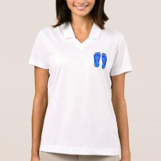 Fun Flip Flops Polo Shirt